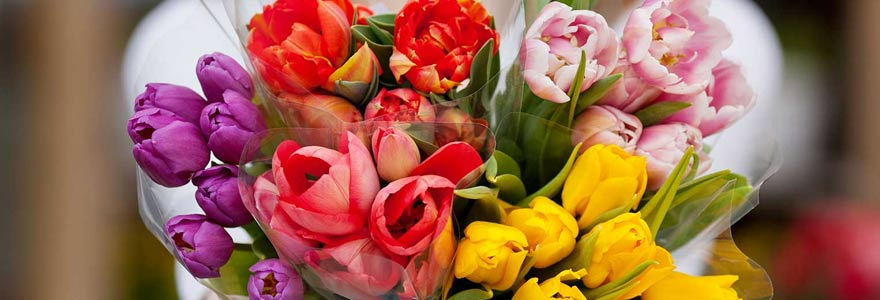Livraison de fleurs sites pour achat en ligne for Site livraison fleurs