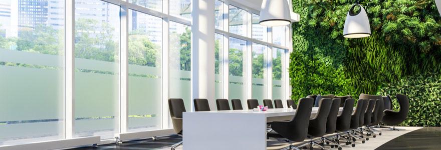 Végétaliser espaces de travail